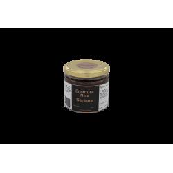 Confiture cerise-noix