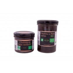 BIO - Chutney de noix vertes
