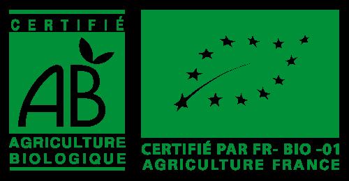 Certifié FR-BIO-01 Agriculture France